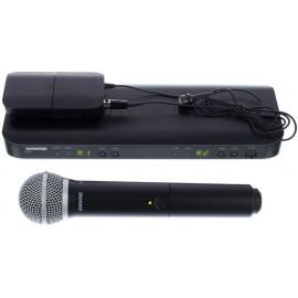 SHURE BLX1288E/CVL - Kомбиниран безжичен микрофон